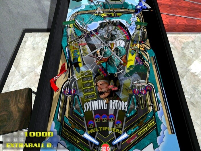 pinball-maniac